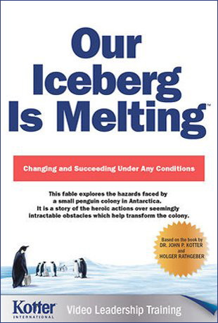 summary our iceberg is melting by john kotter Buy our iceberg is melting: changing and succeeding under any  by john  kotter, holger rathgeber (isbn: 9781509830114) from amazon's book store   go to the summary at the end - if youve done lots of other management courses  you.